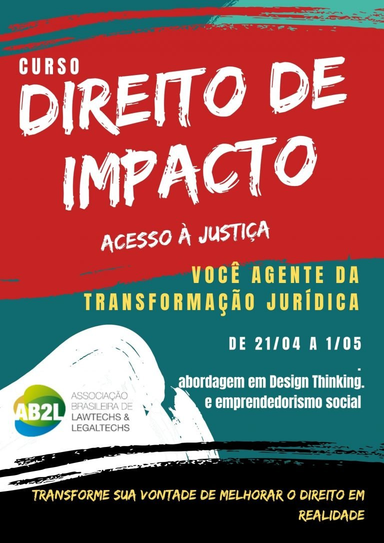 CURSO Direito de Impacto: acesso à justiça